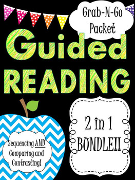 Guided Reading Activities- BUNDLE