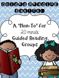 Guided Reading Basics { A how-to for 20 min. groups! }