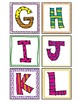 Guided Reading Basket Labels