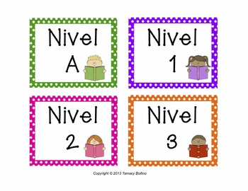 Guided Reading Basket Labels!