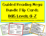 Guided Reading level A-Z Behavior/Comprehension/Teaching P