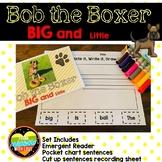 Emergent Reader Kindergarten--Comparing Sizes