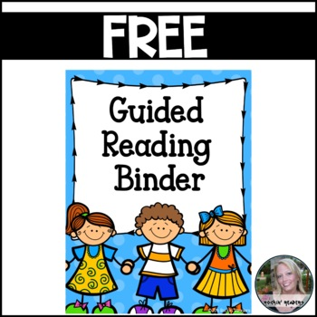 Guided Reading Binder #2 FREEBIE