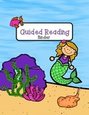 Guided Reading Binder Ocean