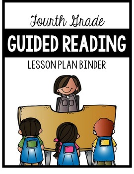 Guided Reading Binder Resources Elementary K-5 *Free Updat