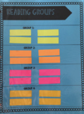 Guided Reading Binder Templates