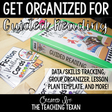 Guided Reading Binder and Organization Toolkit