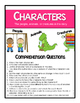 Guided Reading Book (Anchor Charts & Graphic Organizers) Common Core Aligned