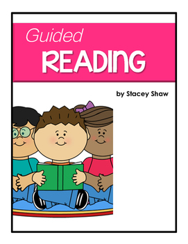 Guided Reading Book (Anchor Charts & Graphic Organizers) C
