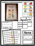 Guided Reading Book Level A: Los árboles frutales