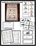 Guided Reading Book Level A: Se bañan los animales
