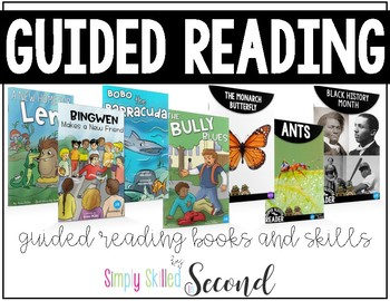 Guided Reading Book List