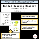 Guided Reading Book - Listes de mots 14 -16