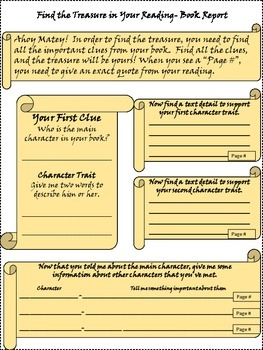 Guided Reading Activities Project