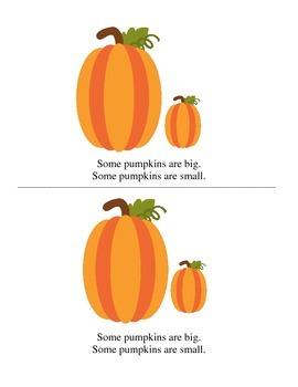 Guided Reader-Farmers Grow Pumpkins