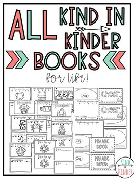 Guided Reading Book Set: ALL Kind in Kinder Books For LIFE