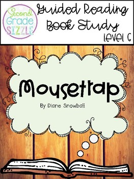Guided Reading Book Study- Mousetrap, Level G
