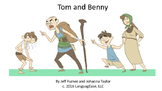 Guided Reading Book--Tom and Benny