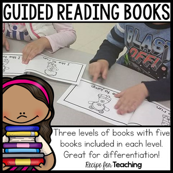 Guided Reading Books