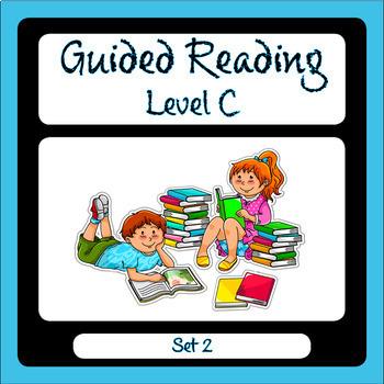 Guided Reading Level C Set 2