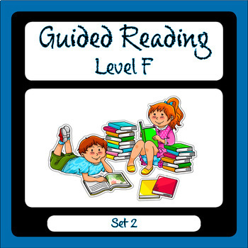 Guided Reading Level F Set 2