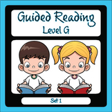Guided Reading Level G Set 1