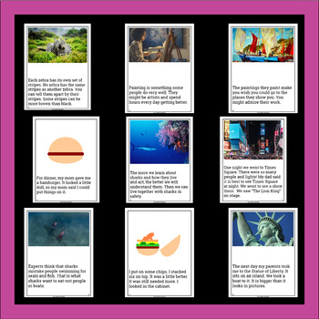 Guided Reading Level G Set 2
