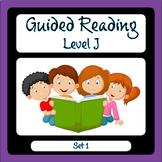 Guided Reading Level J Set 1