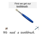 Guided Reading Brush Your Teeth