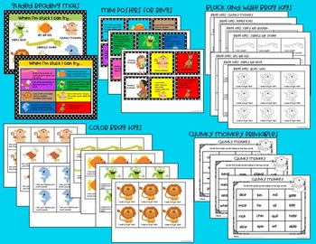 Guided Reading Support Materials