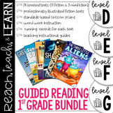 Guided Reading Bundle D-G - 35% OFF 48 Hours