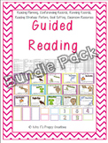 Guided Reading Bundle Pack-With Reading Strategy Posters