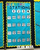 Reading Rotations BOTH {Editable and Already Made Centers}