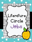 Guided Reading Chapter book Study Jobs