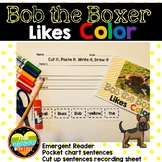 Guided Reading Colors Book Bob the Boxer