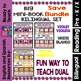 Guided Reading - Colors / Los Colores - Save Bundle - Dual