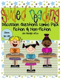Guided Reading Combo Pack: Fiction & Non-Fiction Discussio
