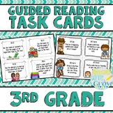 Guided Reading Common Core Task Cards {3rd Grade}