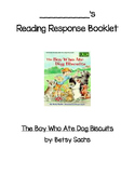 Guided Reading Comp. Questions -The Boy Who Ate Dog Biscui