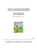 Guided Reading Comp. ? for the Schoolyard Mystery by Eliza