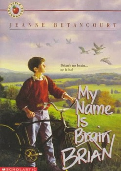 Guided Reading Comprehension Packet - My Name Is Brian
