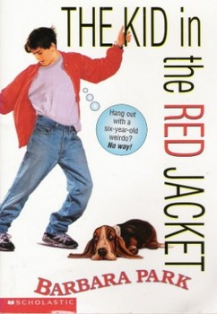 Guided Reading Comprehension Packet - The Kid in the Red Jacket