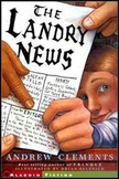 Guided Reading Comprehension Packet - The Landry News by Andrew Clements