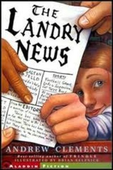 Guided Reading Comprehension Packet - The Landry News by A