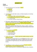 Guided Reading Comprehension Packet - Wringer by Jerry Spinelli