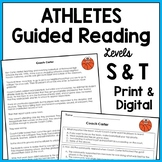 Print & Digital 5th Grade Reading Comprehension Passages: