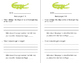 """Guided Reading Comprehension Questions for """"Zack's Alligator"""" by Shirley Mozelle"""