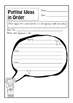 Guided Reading Comprehension Worksheet Graphic Organisers Free