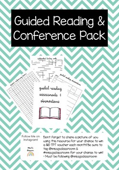 Guided Reading & Conference Pack