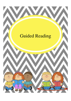 Guided Reading Cover